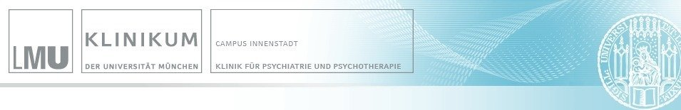 Department of Psychiatry and Psychotherapy, LMU Munich